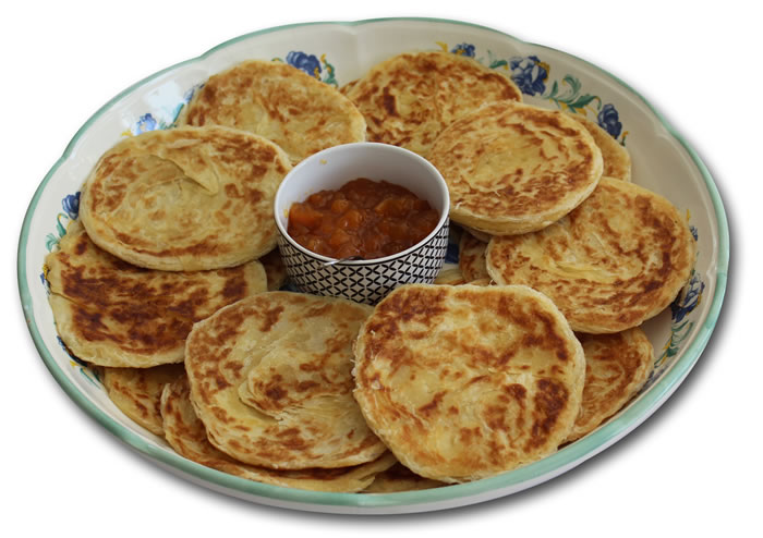 cuisine marocaine msemen