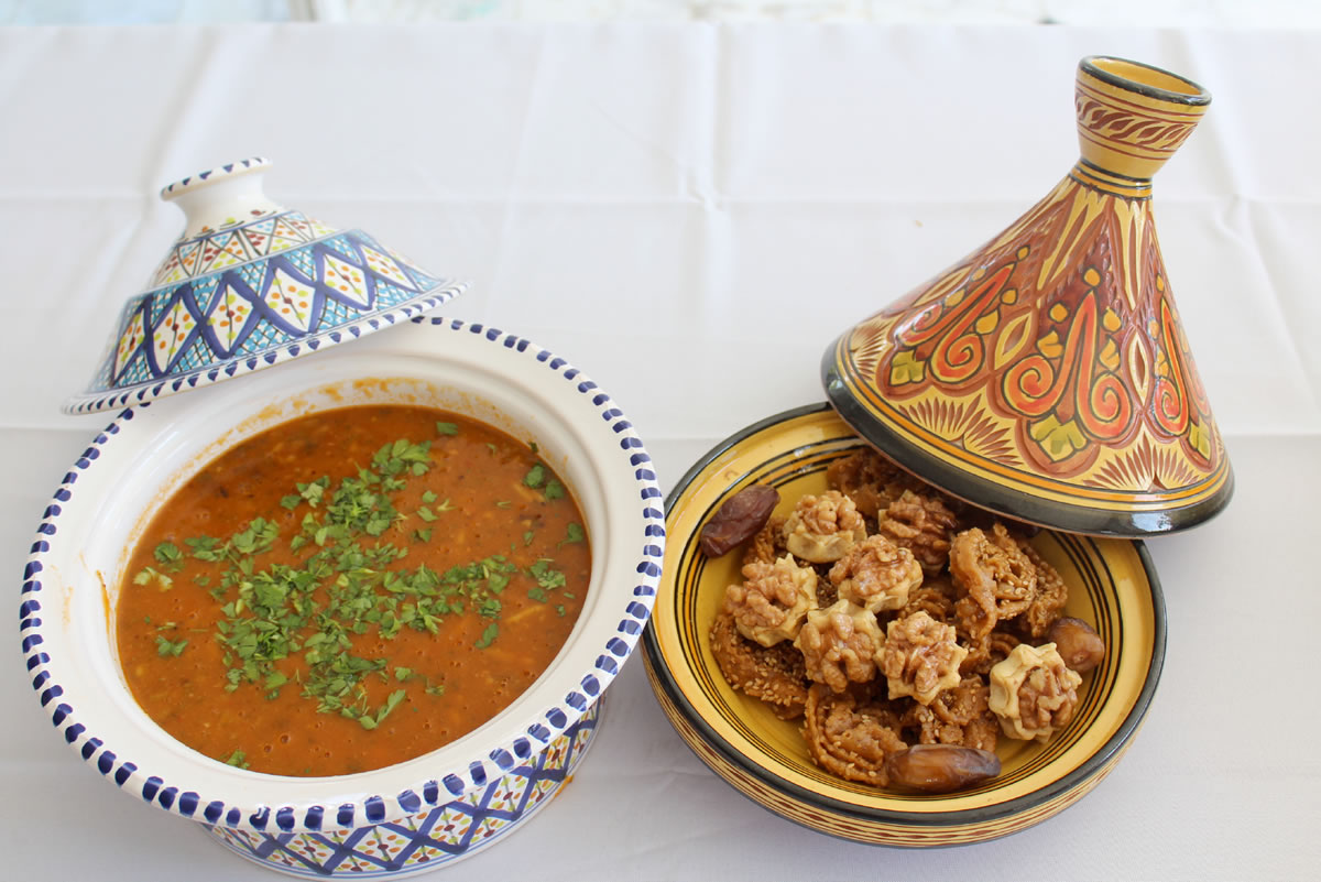 tajine cuisine marocaine