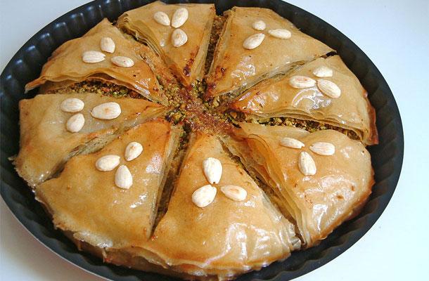 pastilla - cuisine marocaine